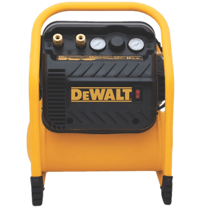 The DEWALT Heavy Duty 200 PSI Quiet Trim Compressor