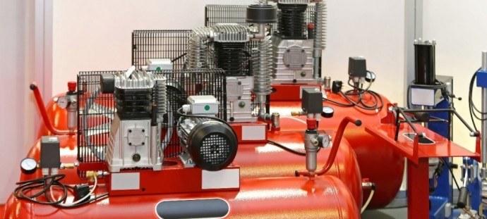 Air compressor sizes