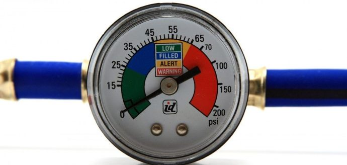 How to set the PSI on your air compressor